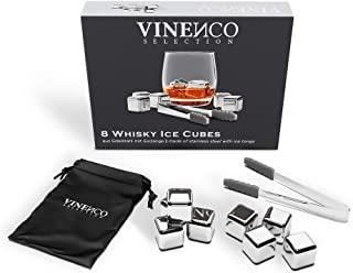 juego cubos de hielo para whisky