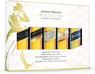 JOHNNIE WALKER WHISKY PACK DE 5