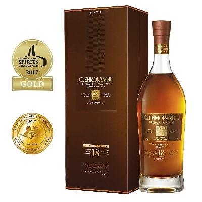 Whisky Glenmorangie Escocés